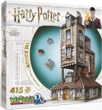 3D-Puzzle Harry Potter Hogwarts Große Halle 850 Teile 3D Puzzles
